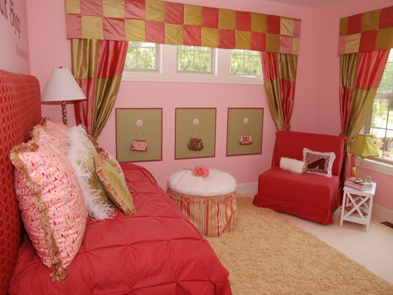 Как сделать для кукол спальню